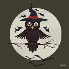 Helloween Owl