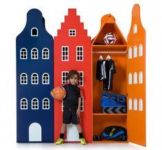 This is Dutch Children's Wardrobe - Ten Colours | Nubie - Modern Baby Boutique