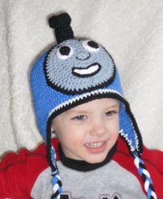 Free Crochet Hat Pattern For Thomas The Train : 1000+ images about crochet on Pinterest Giraffe Crochet ...