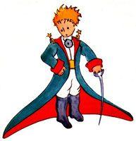 The Little Prince by Antoine de Saint Exupery.