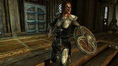 skyrim nexus armor - Google Search