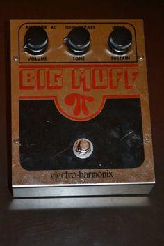 Electro Harmonix Big Muff '79