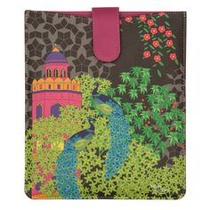 This #peacock #ipad_sleeves is #cute and #colourful