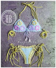 Bikini colección de Floratta agua