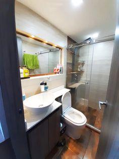 todo a tu estilo.. pregunta por nuestro servicio de acabados Mirror, Bathroom, Furniture, Home Decor, Woods, Style, Washroom, Decoration Home, Room Decor