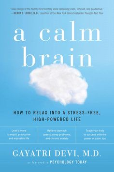 Hypothyroidism Exercise, Gayatri Devi, Brain Book, Life Changing Books, Natural Stress Relief, Fight Or Flight, Chronic Stress, Reading Rainbow, Psychology Today