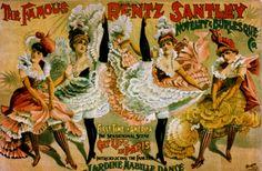 """El baile francés """"Cancán"""" es famoso por sus elevaciones de piernas. Qué significa esta palabra? a) Griterío b)Escándalo c)Calzones Anchos Si conocés """"La Información"""", compartila!"""