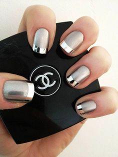 Best Manicure Ideas, Unique and Gorgeous Black Nails