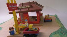 Playskool McDonalds Play Set