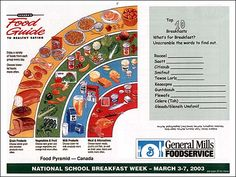 """To raise participation by creating a kid–friendly menu calendar for elementary students. The full–school year calendar can be permanently hung on the kitchen wall, and not lost or misplaced like the """"refrigerator"""" menu sheets."""