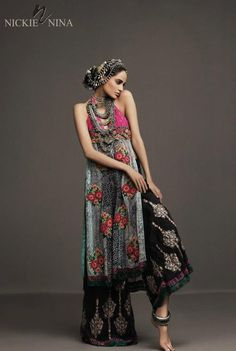 Rajasthani Dresses Chanel Collection 2012