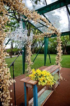 Decoração Boho Chique | Vestida de Noiva | Fernanda Floret | Blog de casamentos cheios de amor de todo o Brasil