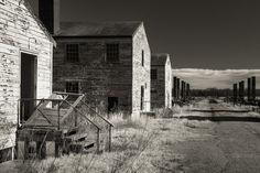 Abandoned Fort - Fort Smith, Arkansas