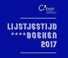 Lijstjestijd, viersterrenboeken 2017 van C'bon