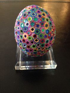 Eggs Decco by Grace. #easter #eggs