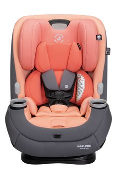 baby gear Infant Maxi-Cosi Pria Convertible Car Seat, Size One Size - Coral Baby Girl Car Seats, Toddler Car Seat, Toddler Toys, Baby Must Haves, Siege Auto Groupe 1, Nordstrom, Booster Car Seat, Baby Necessities, College Basketball