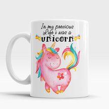 Unicorn poháre cup, jednorožec hrnčeky Hrnčeky keramické hrnčeky hrnčeky domáce obtisk (Čína (pevninská časť))