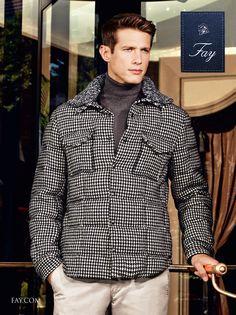 Men's Fall - Winter 2013/14 campaign.