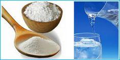 Pompas de Ideas. Bicarbonato y agua, un buen remedio para blanquear las uñas.