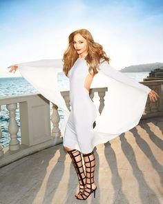 Jennifer Lopez is BAZAAR's February Cover Girl