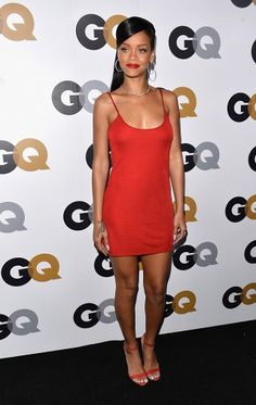 Rihanna via @WhoWhatWear