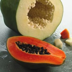 Papaya is an excellent source of vitamin C—and research suggests that vitamin C may help protect skin cells against sun damage by promoting the repair of DNA that's been harmed by UV rays. For Nordic: http://www.nordicwellnessproducts.com