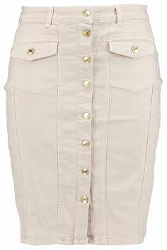Denim skirt | Fashion | Plussize fashion | Exclusive Collection | Spijkerrok van stretch denim