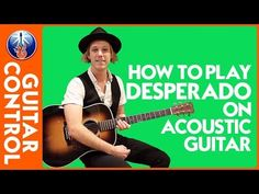 How to Play Take it Easy on Acoustic Guitar: Eagles Song Lesson   Guitar Control - YouTube