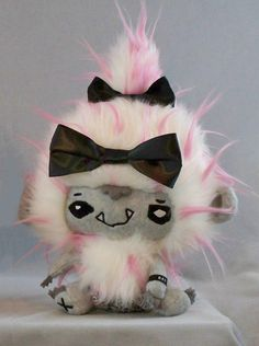Abominable Snow Baby! #Vamplets #Plush