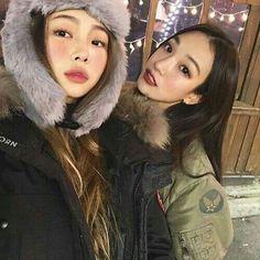 Korean Junge aus muslim Mädchen