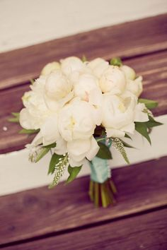 pretty bouquet, oh peonies how I love you why can't you be in season for my wedding?