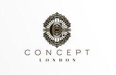 Elegant, minimalist logo design for luxury home candle company based in London.  http://jpwdesignstudio.com/concept-london/
