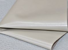 Metallic Beige  Genuine Leather Goat Skin by JLLeatherSupplies on Etsy