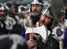 Up Helly Aa--Lerwick, Scotland Nice Things, Old Things, Up Helly Aa, Old Norse, Seafarer, 11th Century, Knights Templar, Central Europe, Middle Earth
