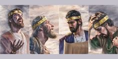 Watchtower Study May Asa, Jehoshaphat, Hezekiah, and Josiah all made mistakes. Why did God view them as having served him with a complete heart? Bible Images, Bible Pictures, Priscilla And Aquila, King Josiah, Jehovah Names, Warrior Names, Meaningful Pictures, Bible Illustrations, Do What Is Right