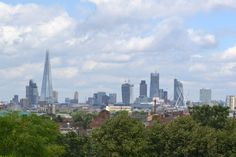 5 places to see London skyline for free