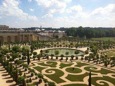 Château de Versailles in Versailles, Île-de-France 1682