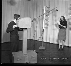 Early Television in Louisville, Ky, 1947
