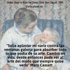 Mary Cassatt, Absorber, Sleepy, Edgar Degas, Facebook, Instagram, Frases, Change Of Life, Urban Art