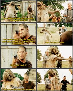 Shane Walsh, The Walking Dead..one of my favorite Shane moments.