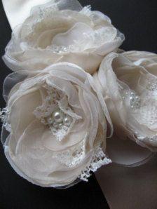 Wedding Belts, Sashes, Ribbons, Ties - Bridal Accessories - Etsy