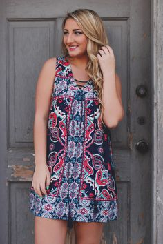 4ddd27ca466 Yacht Club Dress from UOI Boutique. Saved to Dresses. Shop more products  from UOI