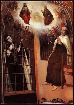 Teresa y Juan de la Cruz, éxtasis