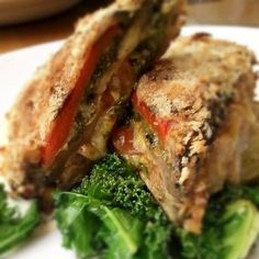 Aubergine schnitzel @ The Gate Buzzfeed Food, Buzzfeed Recipes, Best Vegetarian Restaurants, Great British, Make It Through, Grubs, Tasty Dishes, Meatloaf, Gate
