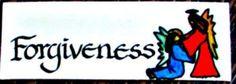 Angel Card - Forgiveness