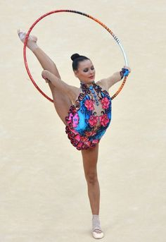 Gymnastic Rhythmic Couture- Who wore it best?