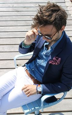 MenStyle1- Men's Style Blog - Summer essentials. FOLLOW for more pictures. ...
