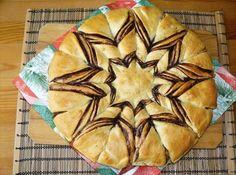 Obrázek z Recept - Nutellová hvězda