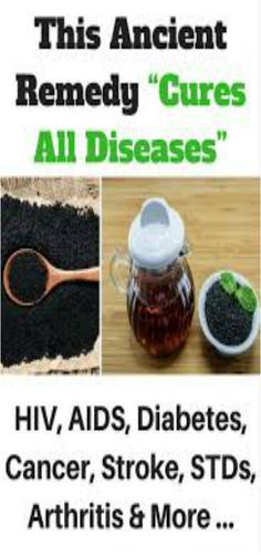 This Ancient Remedy Cures All Diseases HIV AIDS Diabetes Cancer Stroke STDs Arthritis & More