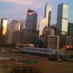 Hong Kong, bank of China